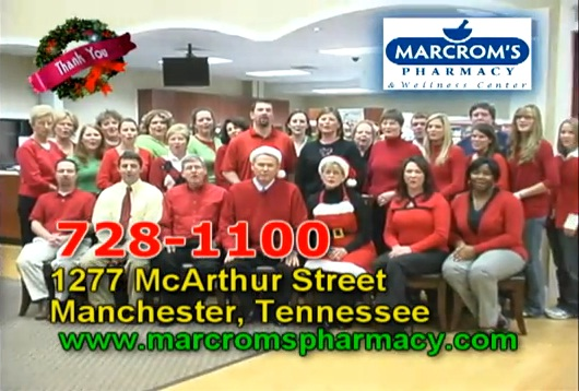 The Marcom's Pharmacy Christmas wish